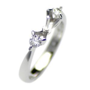 アコヤ真珠用 プラチナ リング枠  Pt950 商品番号:R03099|hanadama-ise