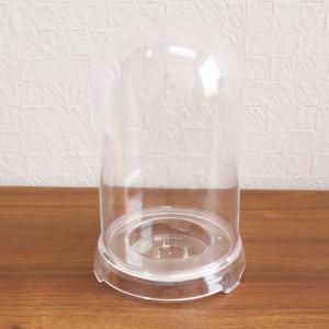 即日 セロン セロンドームクリア 120L   F6213 花器 花瓶 セロンドーム