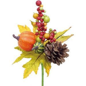 造花 E6538 パンプキンミックス 157-6538-0 造花実物、フェイクフルーツ カボチャ パンプキンの商品画像 ナビ
