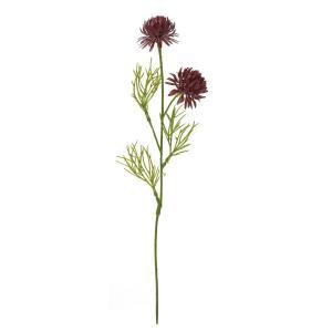 即日 造花 YDM ヘリクリサム バーガンディー FS -9982-BUR 造花 花材「は行」 その他「は行」造花花材