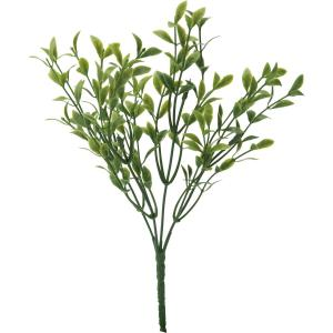 造花 YDM ボックスウッドブッシュ グリーン FG4709-GR 01 造花葉物 ボックスウッド