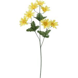 造花 YDM デージースプレー イエロー FF2874-Y 01 造花 花材「た行」 デージー