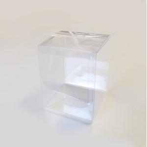即日 クリアケース S はなどんやオリジナル  激安  10枚 ラッピング箱 梱包箱 クリアケース ボックス hanadonya