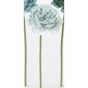 即日 造花 アスカ ラナンキュラスピック #019 ライトブルー A-33453-19 造花 花材「ら行」 ラナンキュラス