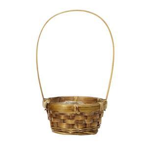 即日 FourSeasons BB−110 P付 BB-110 花器 花瓶 バスケット 花かご|hanadonya