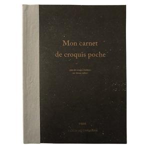 SPICE ROUGH B5 NOTEBOOK CLOQUIS KPBS1300D 01  3個 文房具 ノート 紙製品|hanadonya