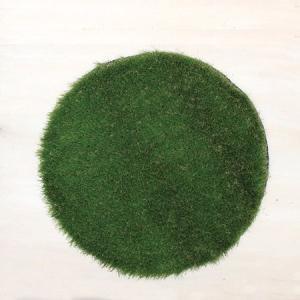 造花 SPICE GRASS MAT ROUND L SGDS2033 01  2個 造花葉物、フェイクグリーン その他の造花グリーン|hanadonya