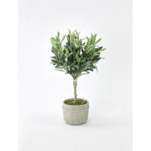造花 SPICE DECOR IMITATION OLIVE Lサイズ TADY5063 01  2個 人工観葉植物「か行」 カジュアルポット|hanadonya