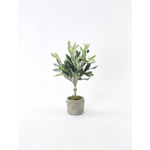 造花 SPICE DECOR IMITATION OLIVE Sサイズ TADY5061 01  4個 人工観葉植物「か行」 カジュアルポット|hanadonya