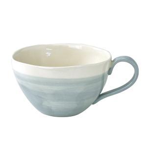 SPICE manually ティーカップ バイカラー ブルー×ホワイト LTLH1050BL 01  2個 キッチン用品 調理器具 洋食器カップ マグ ポット|hanadonya