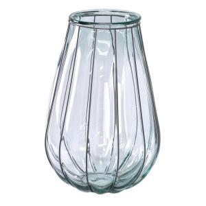 SPICE VALENCIA リサイクルガラス VEINTITRES クリア VGGN1230 花器 花瓶 ガラス花器 hanadonya