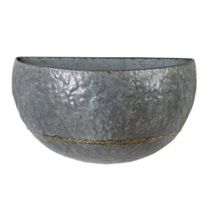 SPICE CLADDING 壁掛けブリキガーデンポット FUGN2050 2個 ポット 鉢 吊り鉢 hanadonya