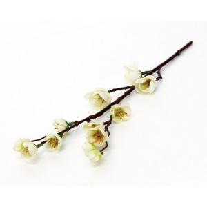 造花 丸和貿易 いろはに花 梅 ホワイト 400869102 造花 花材「あ行」 ウメ 梅 hanadonya
