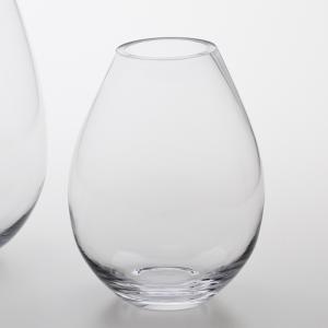即日 ボブクラフト  しずくベース M 833-2 花器 花瓶 ガラス花器|hanadonya
