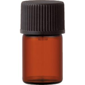 生活の木 茶色遮光瓶 3mL 13-664-51...の商品画像