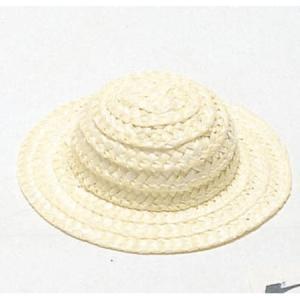 NBK 麦わら帽子 豆 Φ9.5cm CC100 01   ...