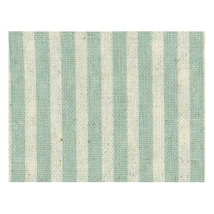 綿麻リバーシブルプリント チェック ストライプ 巾約110cm IBK36001-4C 01  生地 芯地 キャンバス ガーゼ hanadonya