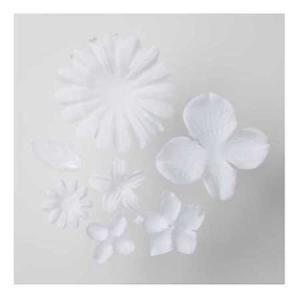 造花 サンセイ P-200フラワーペタル ホワイト 925980 01  造花 花材「は行」 その他「は行」造花花材 hanadonya