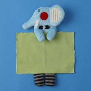 サンセイ POC-02-01 Pocke ぞう ブルー POC0201 01  ファッション キッズファッション|hanadonya