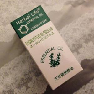 ユーカリ・グロブルス精油(3ml)【生活の木】エッセンシャルオイル hanafu