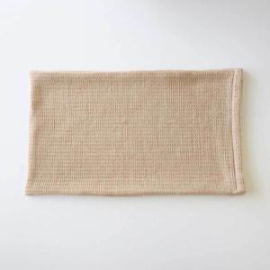 オーガニックコットン100%のハギレを詰めた華布のエシカル枕用のカバーです ふわふわのオーガニックコットン極み hanafu