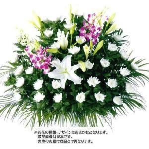 [サイズ] -  [コメント] 全国的に一般的な葬儀用生花です。 ページ下にある「各都道府県の最低価...