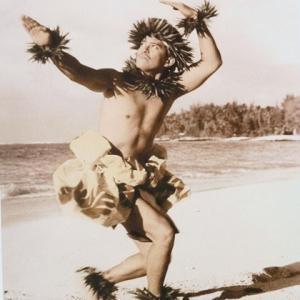マテッドプリントL Makoa Fearless ハワイアン雑貨 インテリア雑貨 ハワイアン 海 ビーチ マリンテイスト ビーチリゾート ビーチスタイル|hanahawaii