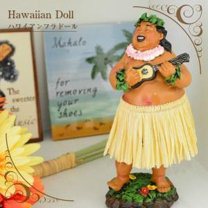 【あすつく対応】 ハワイアンドール lacal boy   高さ180mm 2色展開 【ハワイアン雑貨】 人形 フラダンス フラ インテリア雑貨 カーアクセサリー 装飾品 ハワ|hanahawaii