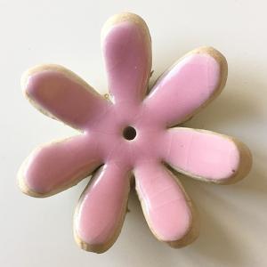 ティアレシェイプお香立て ピンク お香たて おしゃれ お洒落 かわいい お香スタンド 受け皿 インセンススタンド 陶器 ハワイアン雑貨 インテリア雑貨|hanahawaii