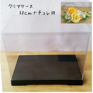 【クリアケース】30cmナチュレ通常品対応サイズ |hanaippo