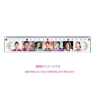 ハンヒョジュ ハン・ヒョジ  写真付き定規 20cm 002...