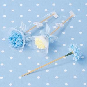 プチギフト お礼 結婚式「ブルーフレア(耳かき)単品」 販促 業務用CS1312-1048|hanakobo-wedding
