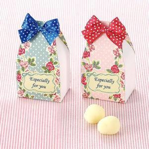 プチギフト お菓子 結婚式 バレンタイン 義理チョコ配る「スイートローズ(ホワイトストロベリー・チョコ)」個包装 大量 業務用 HFP61506|hanakobo-wedding