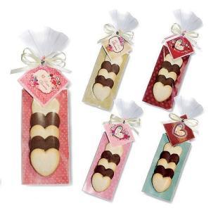 クリスマスのお菓子 プチギフト配る「ラブフェスタHH(クッキー)」結婚式 イベント 販促 業務用 大量 個包装 HZW-HBH02|hanakobo-wedding