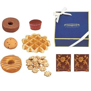 引き菓子・引き出物「ガトーマルシェ アソートセットB」結婚式やご出産等の引菓子、退職のお礼にOGA137-11-11|hanakobo-wedding