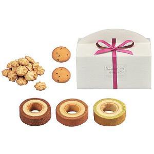引き菓子・引き出物「ウォーミングハート スイーツセット ピンク」結婚式やご出産等の引菓子、退職のお礼にOGA479-11-16|hanakobo-wedding
