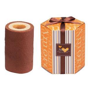 引き菓子・引き出物「アモーレ ココアロングバウムクーヘン」結婚式やご出産等の引菓子、退職のお礼にOGA486-11-13|hanakobo-wedding