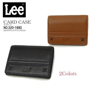 リー カードケース 320-1880 Lee レザー|hanakura-kaban