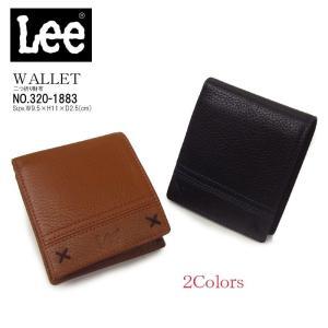 リー 二つ折り財布 320-1883 Lee|hanakura-kaban