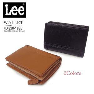 Lee リー 二つ折り財布 320-1885|hanakura-kaban