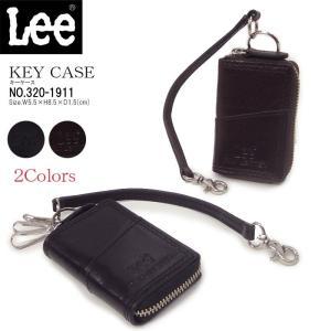 Lee リー キーケース 320-1911 メンズ 本革  Evolution  レザー スマートキー対応 あすつく|hanakura-kaban