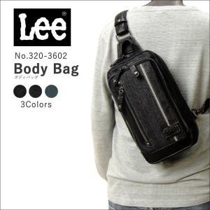 リー Lee ボディバッグ ワンショルダーバッグ 320-3602|hanakura-kaban