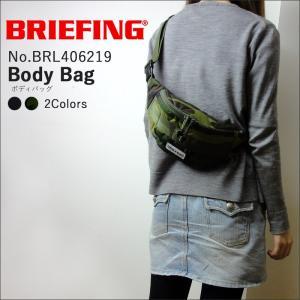 ブリーフィング BRIEFING ウエストバッグ ボディバッグ BRL406219 RQ SLING hanakura-kaban