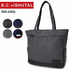 BCイシュタル  B.C.+ISHUTAL トートバッグ INA-5506 撥水 ネイサン メンズ|hanakura-kaban