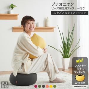ビーズクッション プチオニオン 日本製 小さめ...