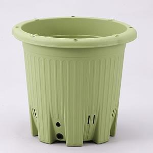 プランター 野菜 貯水機能 植木鉢 大型 apple 楽々菜園 丸型380 15L|hanamankai