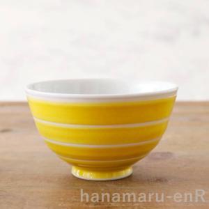 波佐見焼 お茶碗 Meshiwan カラーボーダー おしゃれ 可愛い 夫婦茶碗 茶碗 茶わん 日本製 はさみやき はさみ焼き|hanamaru-y|04