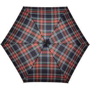 (マッキントッシュ フィロソフィー)MACKINTOSH PHILOSOPHY 折りたたみ傘 軽量 バーブレラ タータンチェック 21-43|hanamaru-ya
