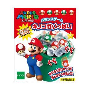 スーパーマリオ バランスゲーム キノコがいっぱい hanamaru-ya
