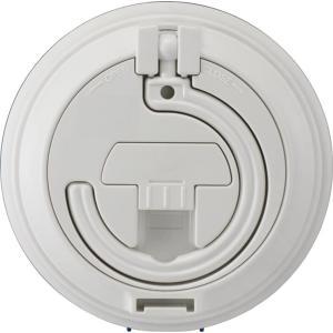 リズム時計工業(Rhythm) 掛け時計 置き時計 防水 防塵 アクアパークDN ピンク ф11.8×4.8cm DAILY 4KG711D|hanamaru-ya